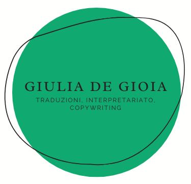 Giulia De Gioia